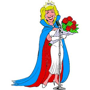 300x300 Beauty Queen Crown Clipart