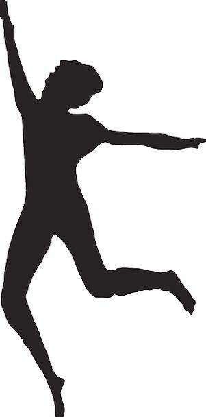 301x608 Woman, Lady, Fashion, Bopping, Beauty, Pose, Posture, Dancing
