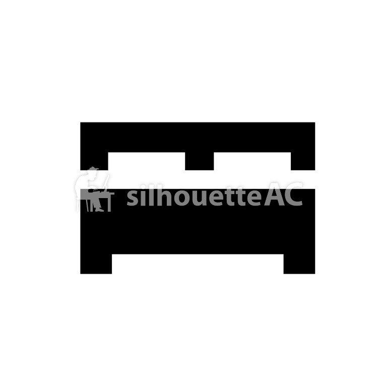 750x750 Free Silhouettes Hotel, Icon