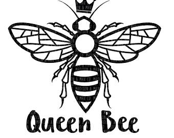 340x270 Bee Silhouette Etsy