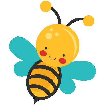 Bee Silhouette Clip Art