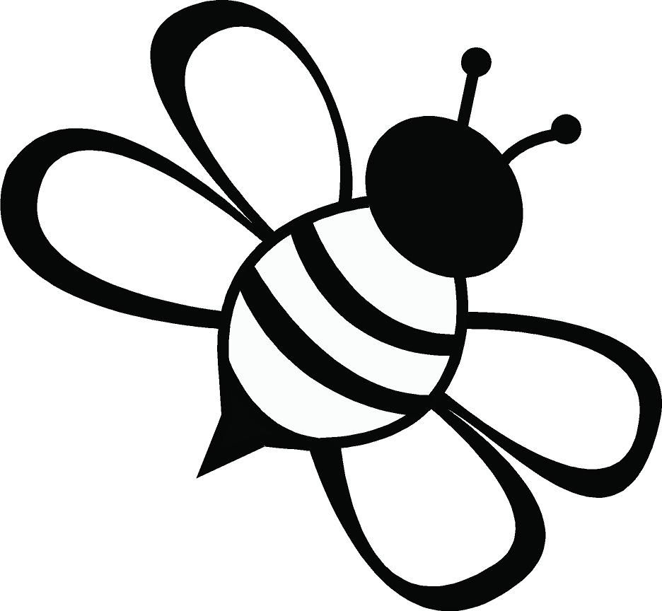 bee silhouette clip art at getdrawings com free for personal use rh getdrawings com