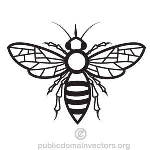 300x300 94 Honey Bee Clip Art Free Public Domain Vectors