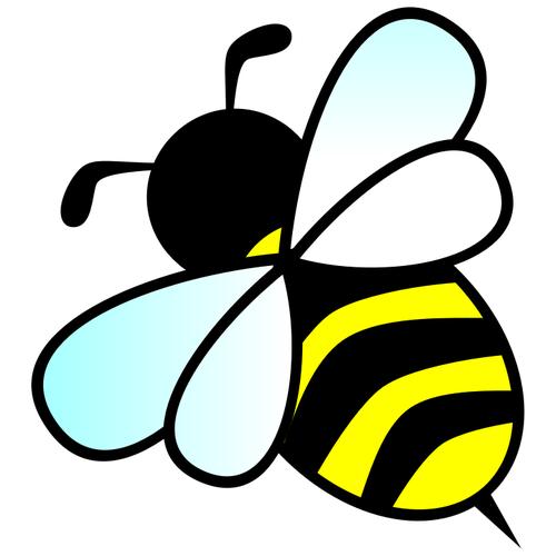 500x500 94 Honey Bee Clip Art Free Public Domain Vectors