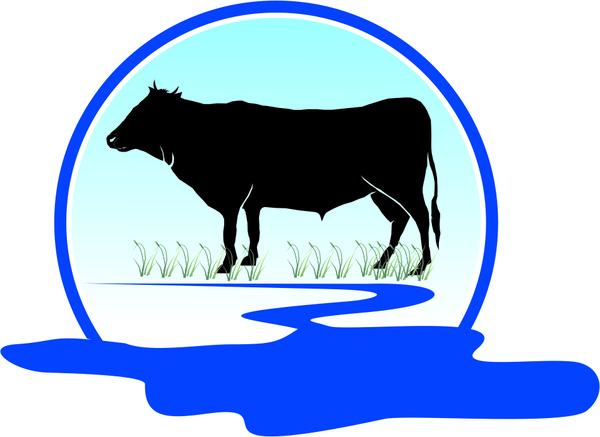 600x437 Cow Vector Free Vector In Coreldraw Cdr ( Cdr ) Vector
