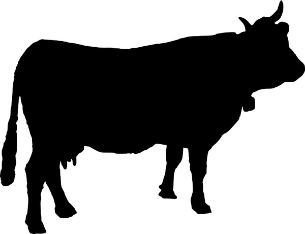 600x461 Cow Cuts Of Beef Free Vector Download (1,072 Free Vector)