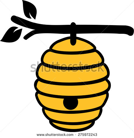 450x462 Honey Bee Silhouette Stock Photos, Images, Amp Pictures