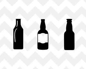 340x270 Beer Bottle Svg Etsy