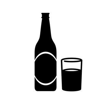 340x340 Free Silhouettes Sake, Icon, Alcohol