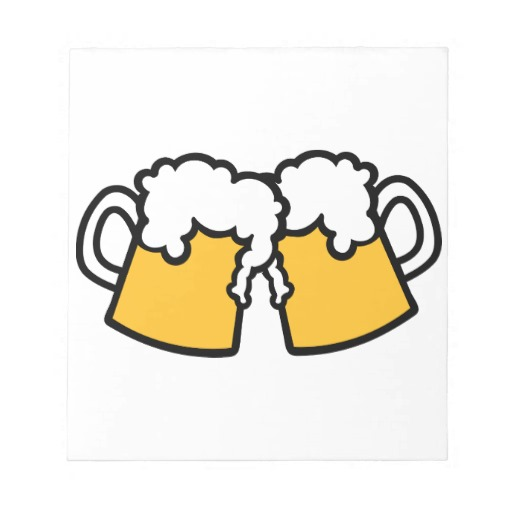 512x512 Cheers Silhouette Clipart