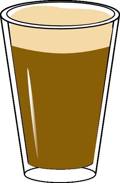 390x593 Beer Glass Clip Art