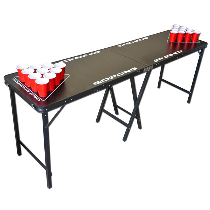 700x700 Gopong Pro 8' Premium Beer Pong Table For Bars Amp Reviews Wayfair.ca