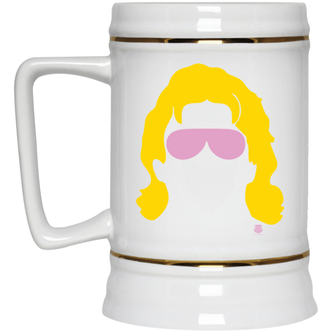 1060x1060 Flair Silhouette Beer Stein 22oz. The Ric Flair Shop