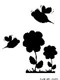 121x160 Printable Silhouettes