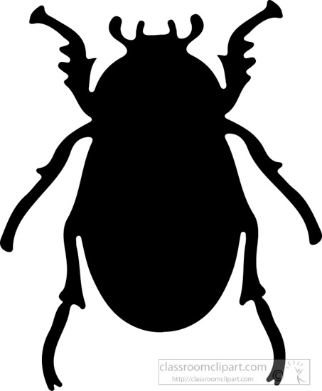 beetle silhouette at getdrawings com free for personal use beetle rh getdrawings com beetle clipart images beetle clipart black and white
