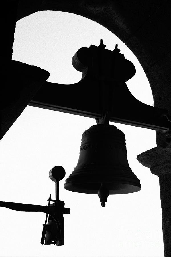 600x900 Church Bell Silhouette Photograph By Gaspar Avila