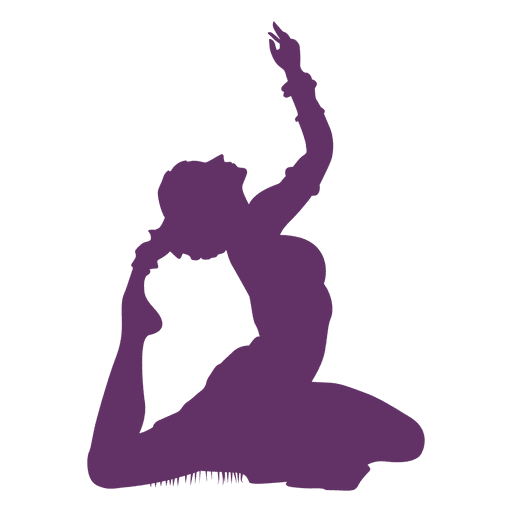 512x512 Belly Dancer Floor Silhouette