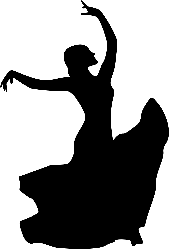 669x981 Belly Dance Svg Png Icon Free Download ( 121502)