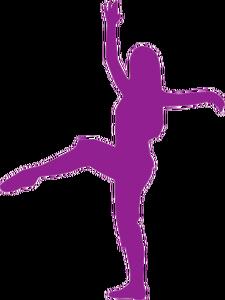 225x300 6908 Belly Dancer Silhouette Clip Art Public Domain Vectors
