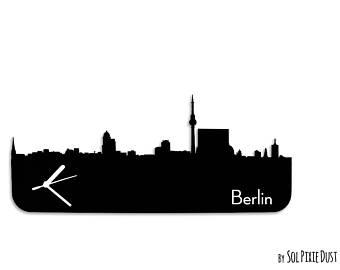340x270 Berlin Silhouette Etsy