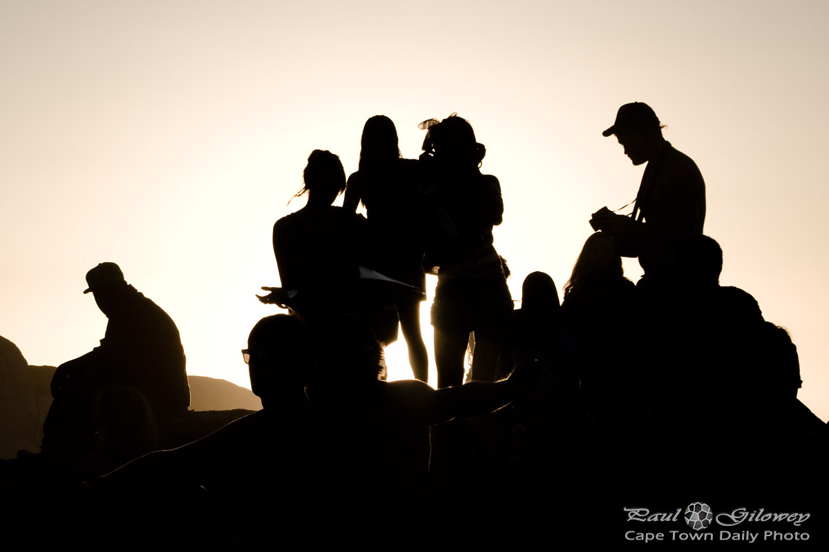 1200x800 Silhouette Cape Town Daily Photo