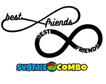 340x270 Best Friends Svg Etsy