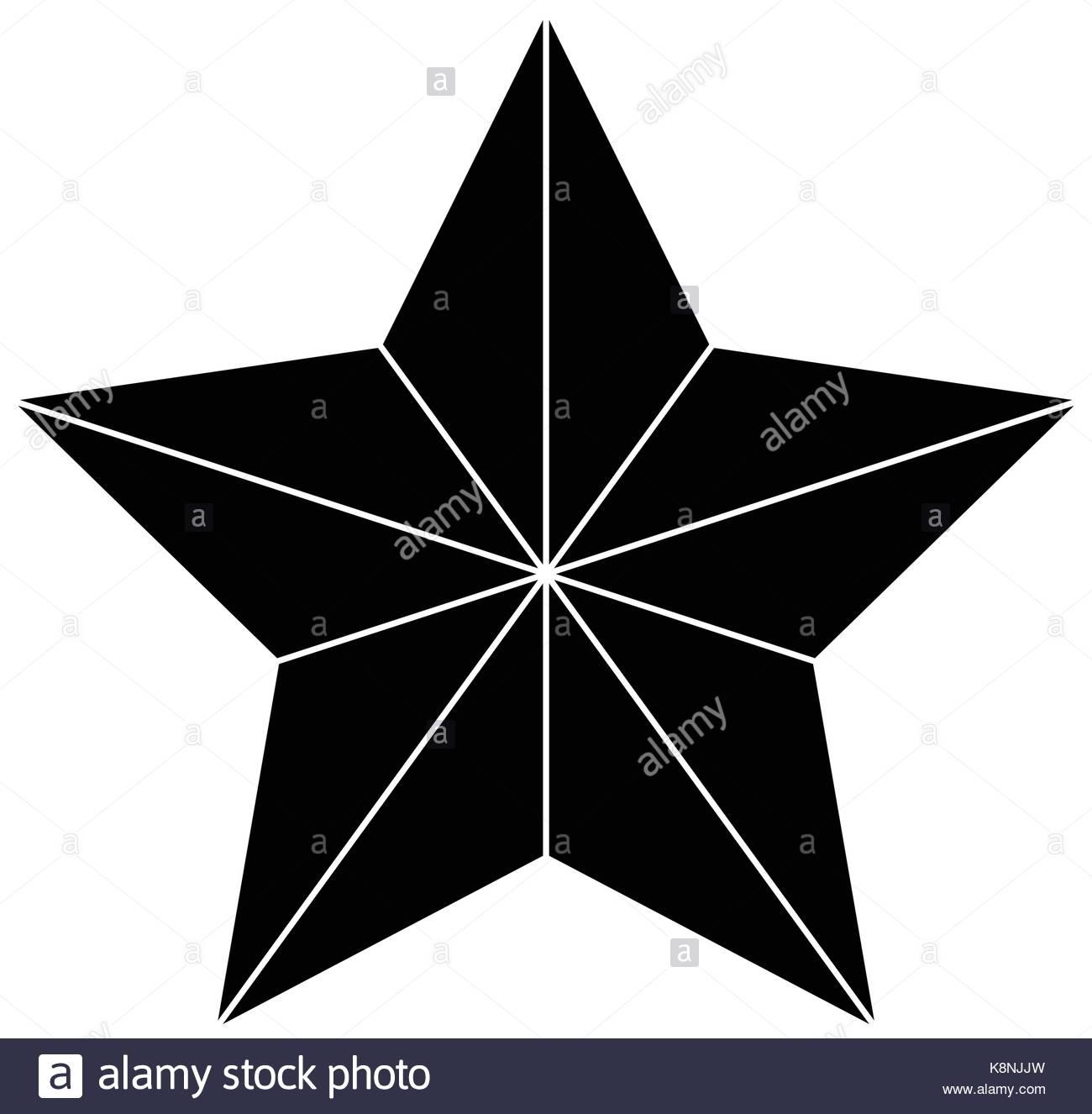 1300x1326 Christmas Star Of Bethlehem Silhouette Vector Symbol, Icon Design