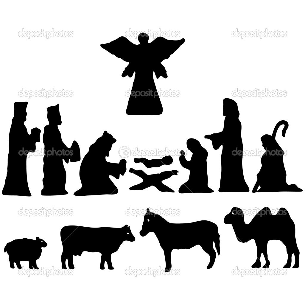 1024x1024 Nativity Holy Night Bethlehem. Craft Ideas Holy
