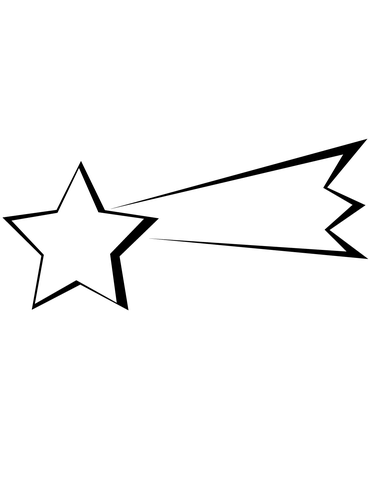 371x480 The Star Of Bethlehem Coloring Page Free Printable Coloring Pages