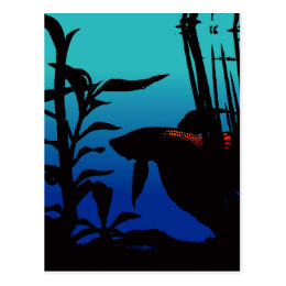 260x260 Betta Fish Silhouette Gifts On Zazzle