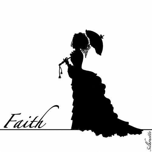 500x500 Faith Silhouette Mp3 Downloads