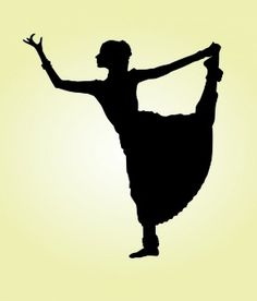 236x276 Bharat Natyam Dancer Silhouette Patternstationery Inspiration