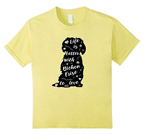 500x468 Life Is Better With A Bichon Frise To Love Clothing
