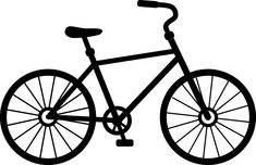 235x152 Pink And Purple Bike Clip Art Transportation And Vehicles