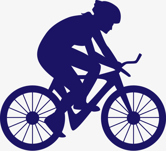 650x589 Cycling Silhouette Vector, Bicycle, Bicycle Vector, Sketch Png