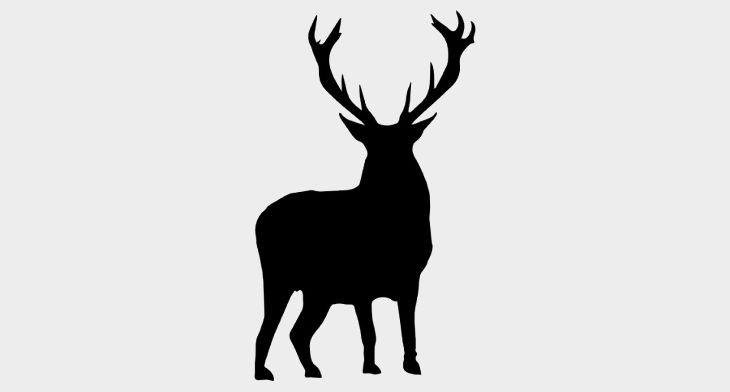 730x392 Deer Silhouette Designs Design Trends