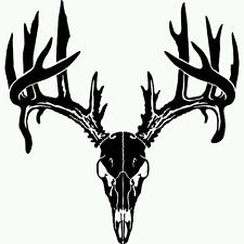 225x225 Deer Window Decals Ebay