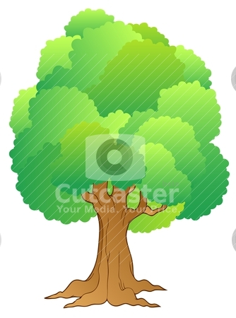 334x450 Sequoia Tree Silhouette Clipart