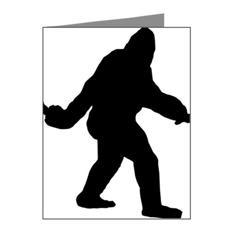 460x460 Bigfoot Invitations And Announcements
