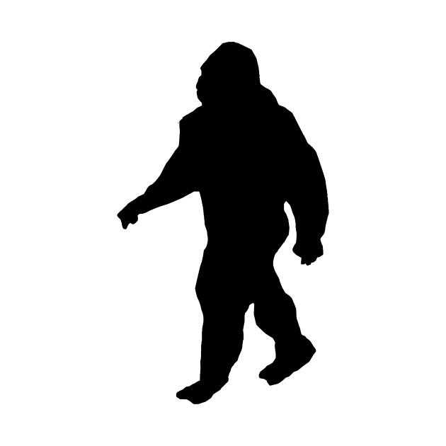 630x630 Bigfoot Silhouette