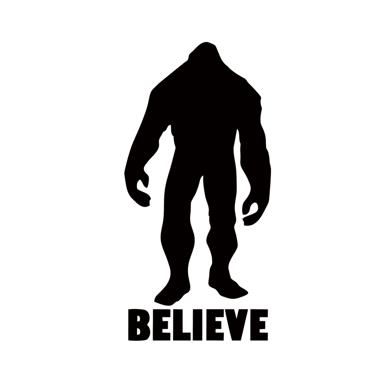 bigfoot silhouette pattern at getdrawings com free for personal rh getdrawings com  free clipart of bigfoot