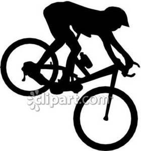 280x300 Of A Man Riding A Bike