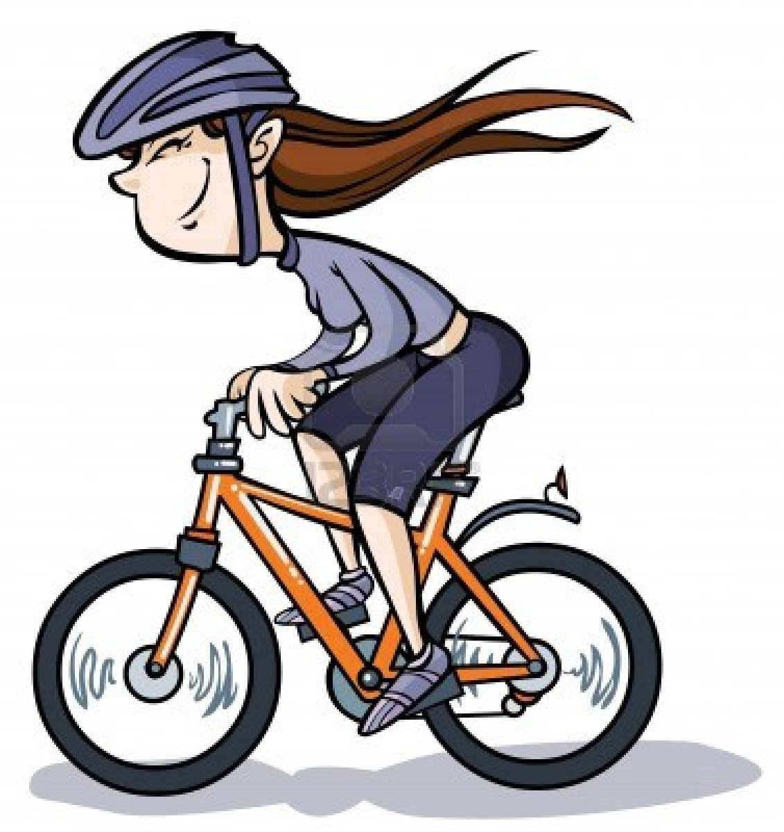 1131x1200 Clipart Girl Riding Bike Art Image Of A Silhouette