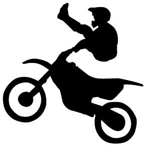 296x294 Shadow Clipart Bike