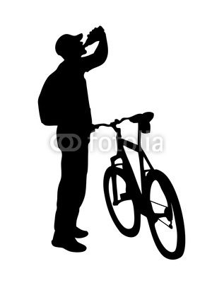 Bike Silhouette Images