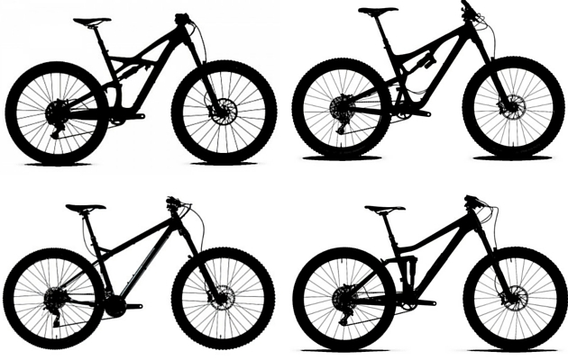 630x400 Monday Quiz Can You Guess The Mountain Bike From Its Silhouette