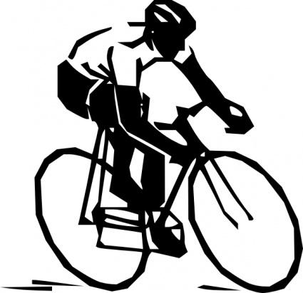 425x412 Mountain Bike Vector
