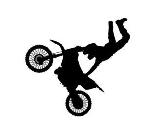 340x270 Vehicles For Gt Dirt Bike Silhouette Clip Art Baby Shoes