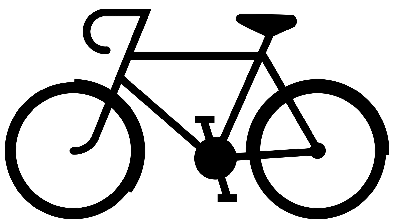 1600x911 Bike + Freezer Stencil Chic For Cheap I Could Do That