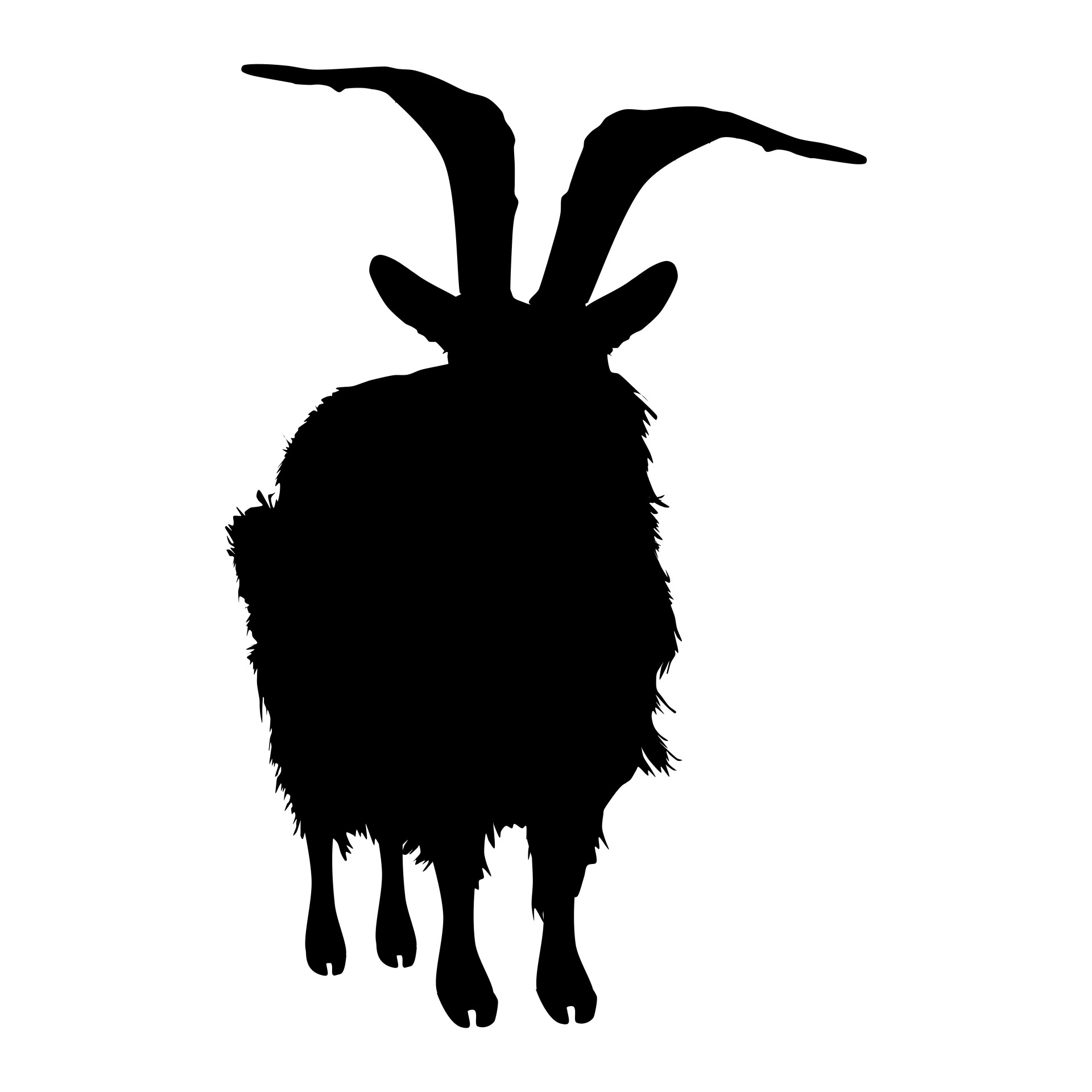 1920x1920 Billy Goat Free Stock Photo